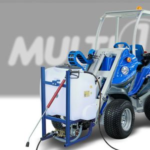 high pressure washer for livestock buildings / hydraulic