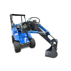 skid steer loader backhoe
