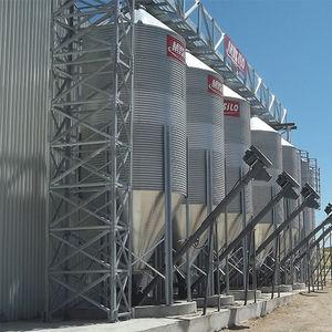 grain conveyor / screw / tubular