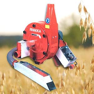 grain mill / wheat / hammer / suction blower