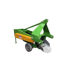 potato harvester / melon / tractor-mounted / 1-row