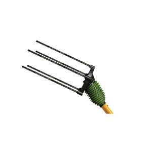 electric olive rake / manual