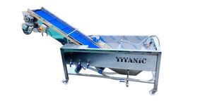 flotation fruit washer