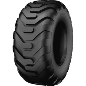 tractor tire / for forestry machinery / solid wheel