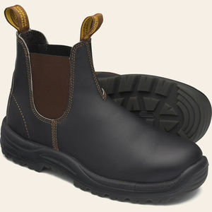 oil-resistant work boots