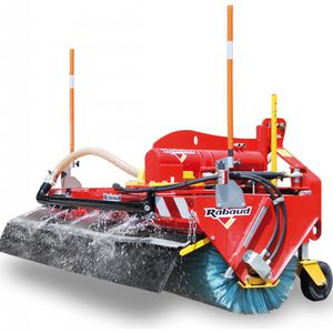 groundcare sweeper
