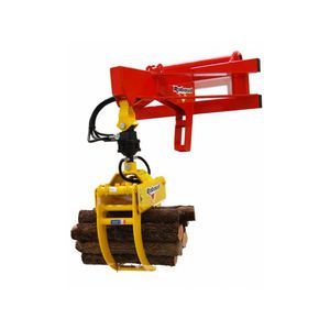 crane log grapple
