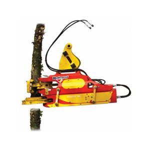 forest thinning felling head / telescopic