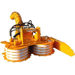 hydraulic hedge cutter