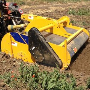 conventional plough / mounted / rotary
