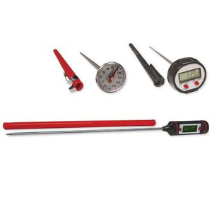digital thermometer / probe / analog