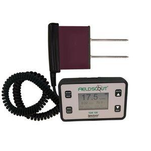 portable soil sampler / TDR / moisture