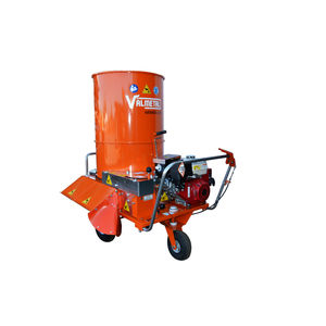 Sawdust straw blower - All the agricultural manufacturers - Videos