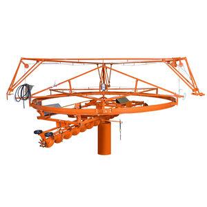 silo unloader / grain
