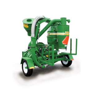 mobile grain vac