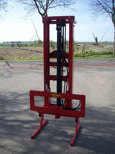 3-point hitch lifting mast / heavy-duty