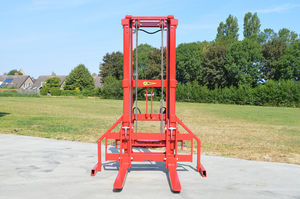 Tractor lift mast - All the agricultural manufacturers - Videos