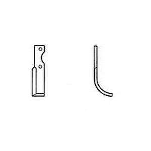 mulcher flail knife / for mowers / universal / bolt-on