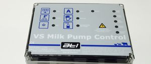 milk pump controller / variable-speed