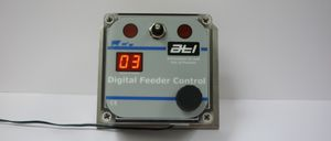 milking parlour feed controller