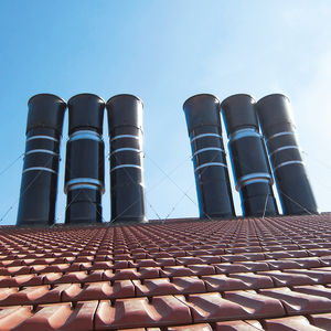 exhaust air chimney