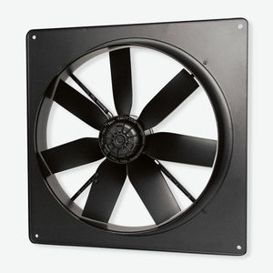 stable fan / for air circulation / wall-mounted / propeller