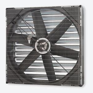 fan for livestock buildings