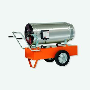 gas air heater