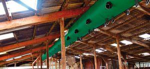 farm building ventilation duct
