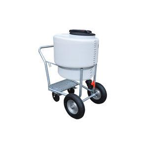 trailed calf milk cart