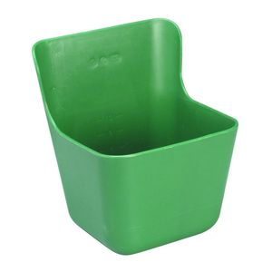 cattle bowl / for sheep / plastic / wall-mounted