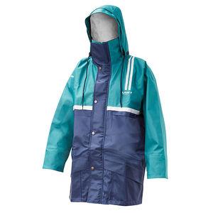 milking jacket / fabric / nylon / PU