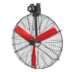 farm building fan / for livestock buildings / for air circulation / recirculation