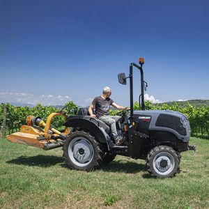 narrow tractor