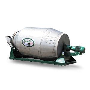 direct-drive fertilizer blender