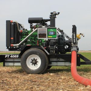 irrigation pump controller / variable-speed / digital