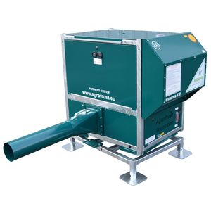 stationary frost protection machine / for open fields / for orchards / for vineyards