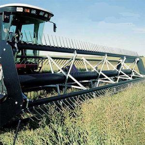 grain grain harvester / drum threshing