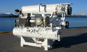 aquaculture heat pump
