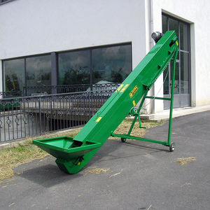 nuts conveyor / belt / mobile