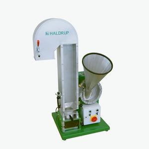 wheat threshing machine / stationary / for research