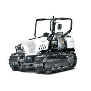 slope tractor