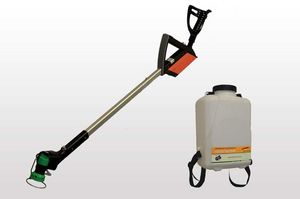 manual backpack sprayer / small farm / for arboriculture / for viticulture