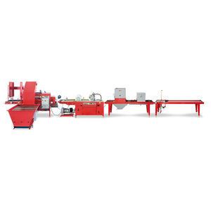 horticulture production line with seeder / automatic