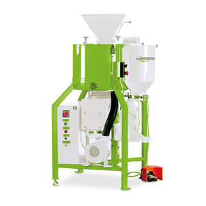 laboratory seed treater