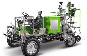 mechanical plot seeder
