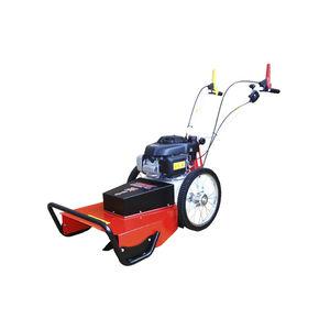 gasoline brush cutter / walk-behind / blade / rotary