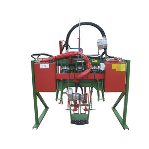 mounted plant lifter / vine stock / vibrating