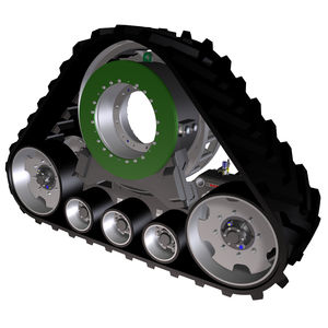tractor track conversion system