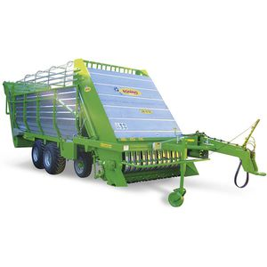 spinach harvester / herb / trailed / 1-row